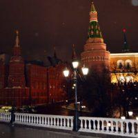 KremlBeiNacht